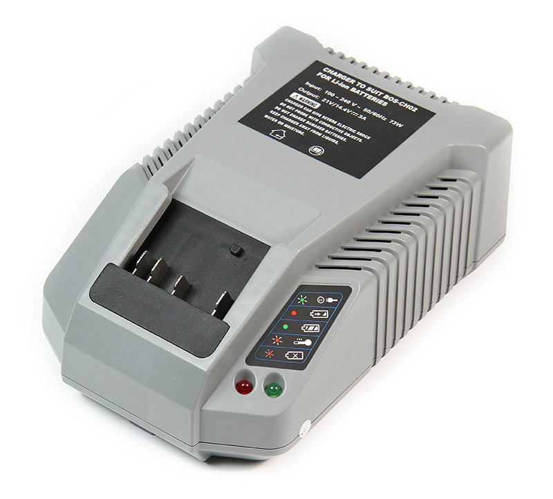 Купить Зарядное устройство PowerPlant для шуруповертов и электроинструментов BOSCH GD-BOS-CH02