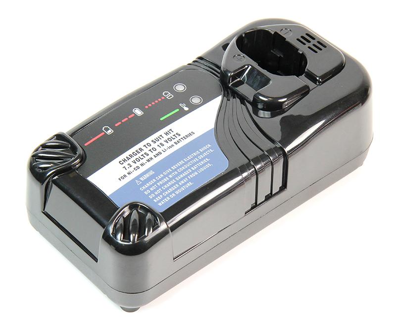 Купить Зарядное устройство PowerPlant для шуруповертов и электроинструментов HITACHI GD-HIT-CH01