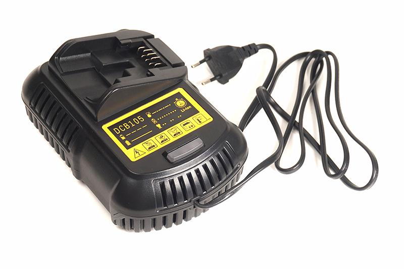 Купить Зарядное устройство PowerPlant для шуруповертов и электроинструментов DeWALT GD-DEW-12-18V