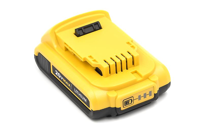 Купить Аккумулятор PowerPlant для шуруповертов и электроинструментов DeWALT 20V 1.5Ah Li-ion