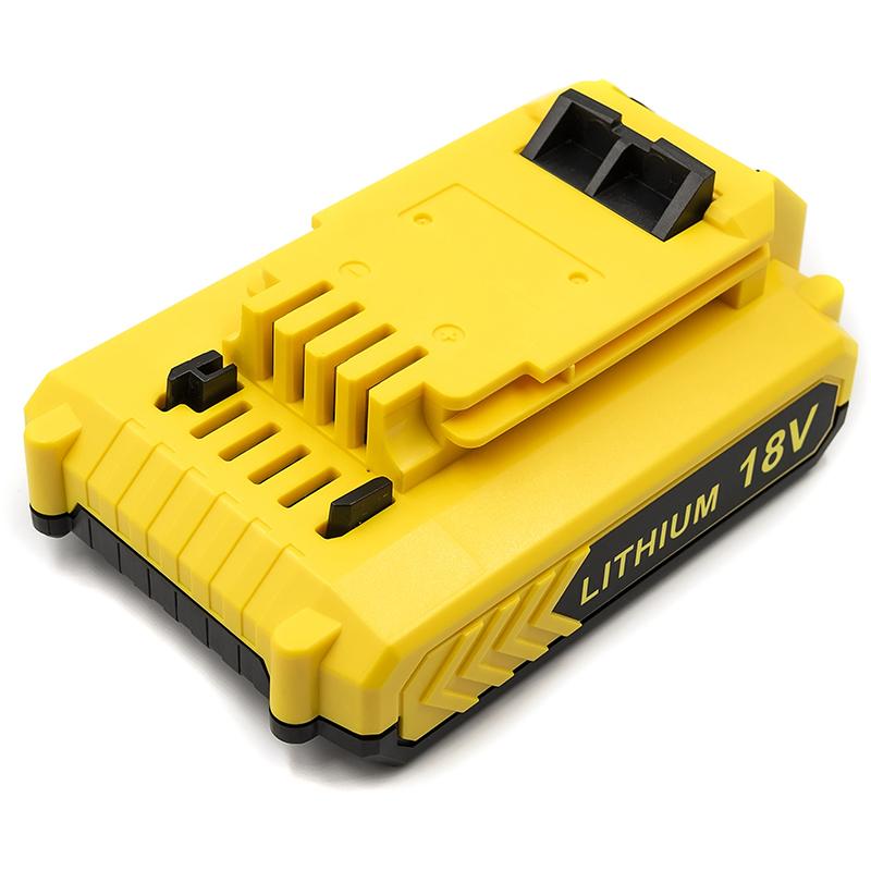 Купить Аккумулятор PowerPlant для шуруповертов и электроинструментов BLACK&DECKER 18V 2Ah Li-ion