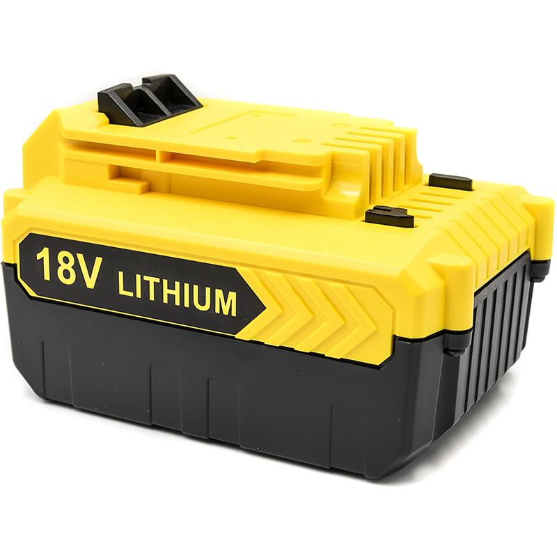 Купить Аккумулятор PowerPlant для шуруповертов и электроинструментов BLACK&DECKER 18V 4Ah Li-ion