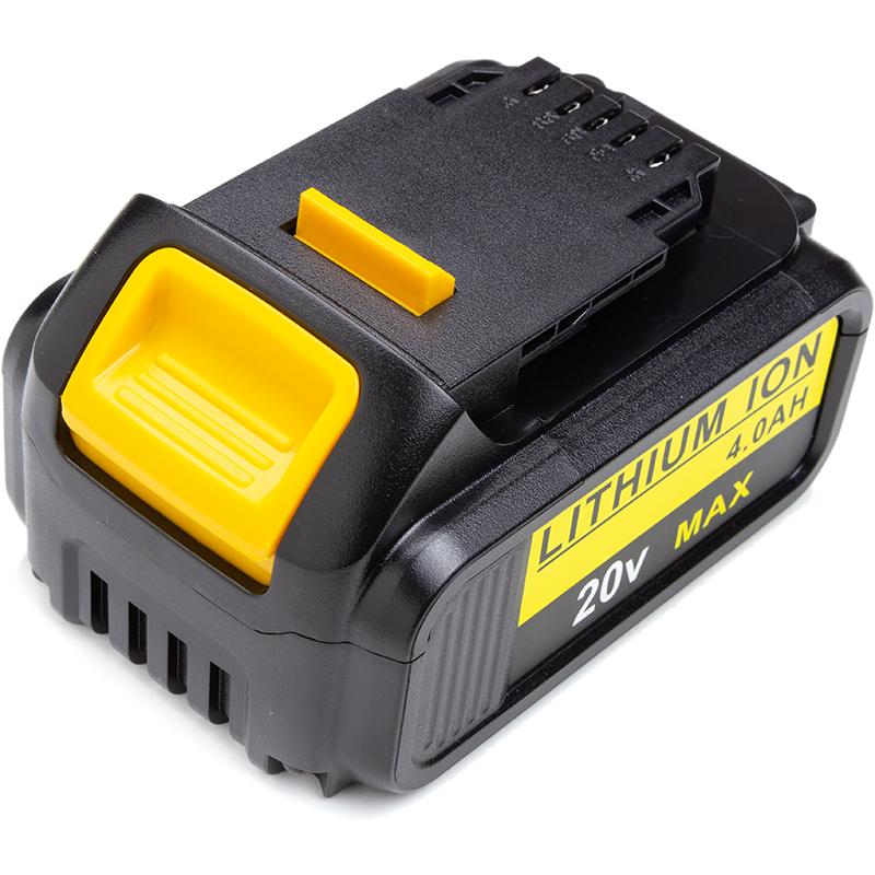 Купить Аккумулятор PowerPlant для шуруповертов и электроинструментов DeWALT 20V 4.0Ah Li-ion (DCB182)