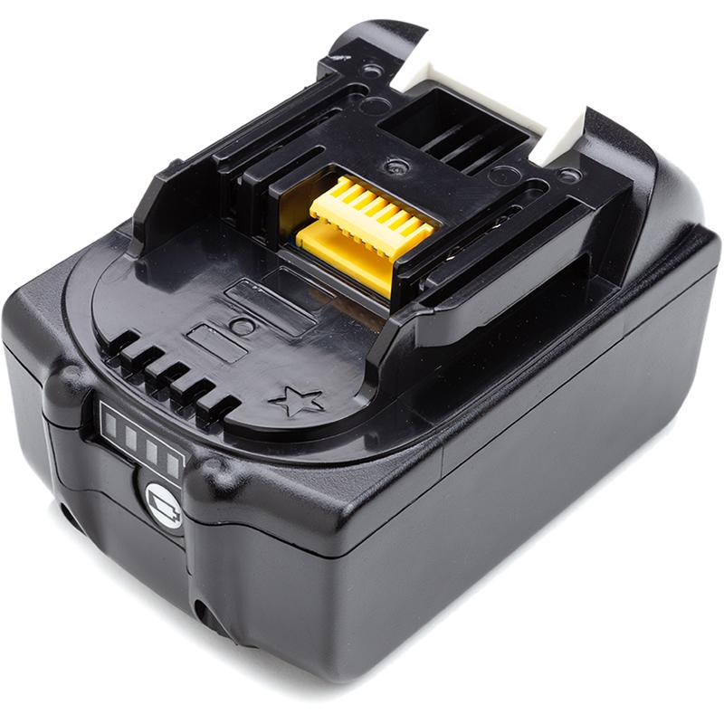 Купить Аккумулятор PowerPlant для шуруповертов и электроинструментов MAKITA 18V 4.0Ah Li-ion (194205-3)