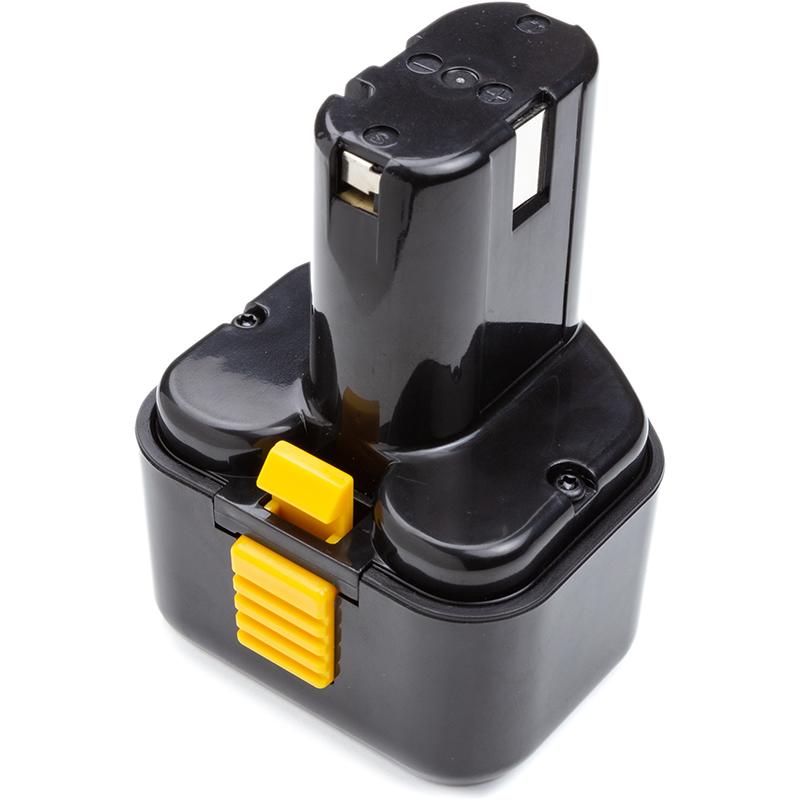 Купить Аккумулятор PowerPlant для шуруповертов и электроинструментов HITACHI 9.6V 2.0Ah Ni-MH (EB9)