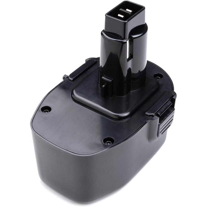 Купить Аккумулятор PowerPlant для шуруповертов и электроинструментов BLACK&DECKER 14.4V 2.0Ah Ni-MH (A9262)