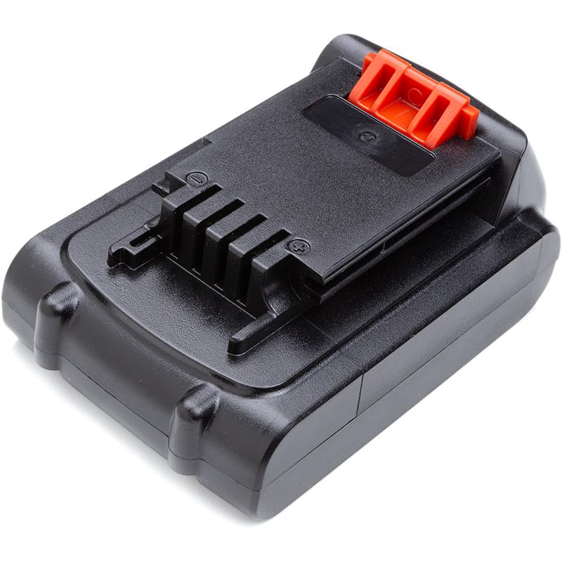 Купить Аккумулятор PowerPlant для шуруповертов и электроинструментов BLACK&DECKER 20V 3.0Ah Li-ion (A1518L)