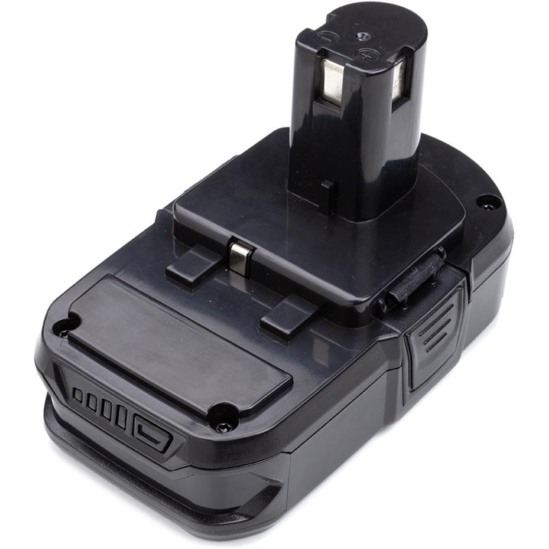 Купить Аккумулятор PowerPlant для шуруповертов и электроинструментов RYOBI 18V 2.0Ah Li-ion (P107)