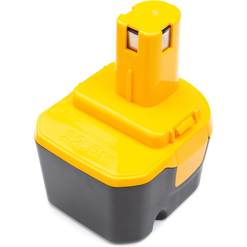 Купить Аккумулятор PowerPlant для шуруповертов и электроинструментов RYOBI 12V 2.5Ah Ni-MH (1400143)