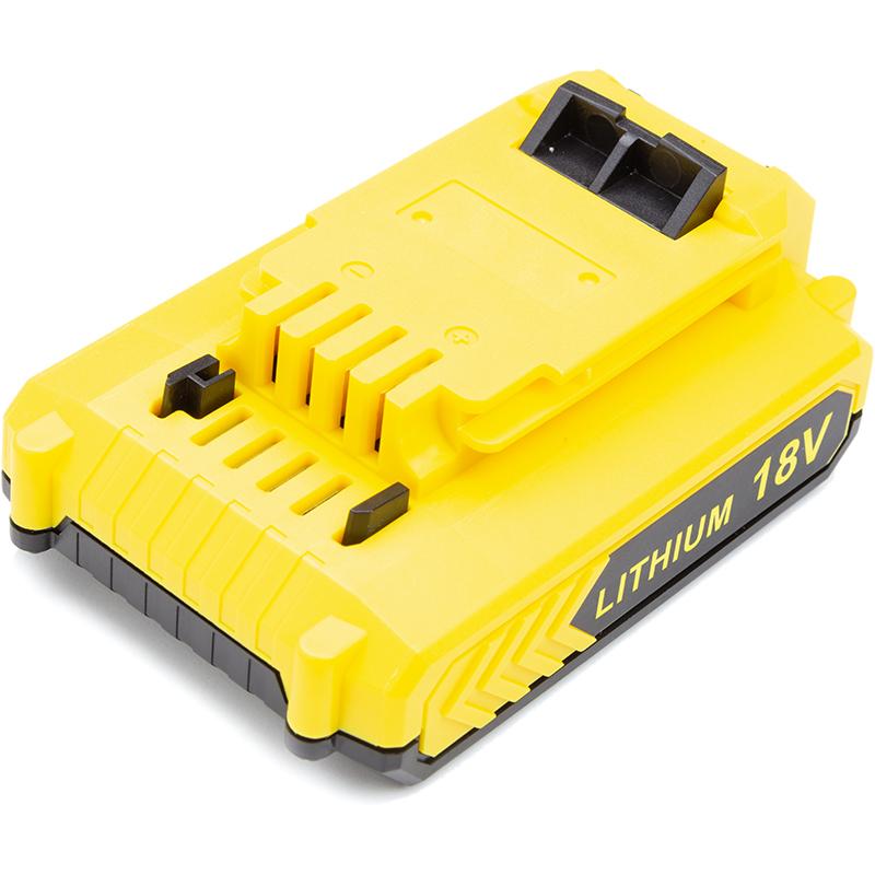 Купить Аккумулятор PowerPlant для шуруповертов и электроинструментов STANLEY 18V 2.5Ah Li-ion (FMC687L)