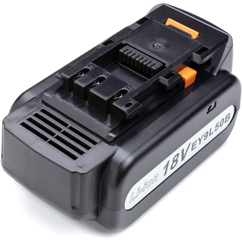 Купить Аккумулятор PowerPlant для шуруповертов и электроинструментов PANASONIC 18V 4.0Ah Li-ion (EY9L51B)