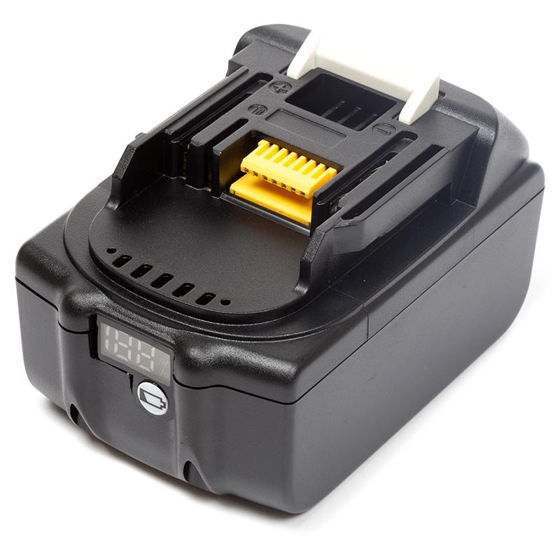 Купить Аккумулятор PowerPlant для шуруповертов и электроинструментов MAKITA 18V 6.0Ah Li-ion (BL1860)