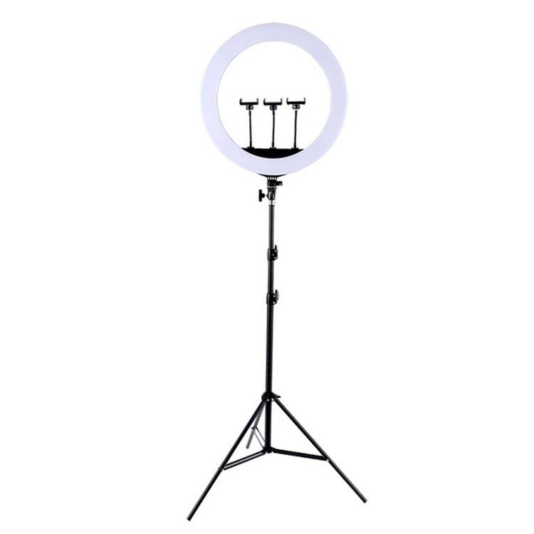 Купить Кольцевая LED лампа HQ HQ18N 18