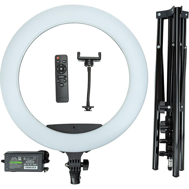 Купить Кольцевая LED лампа Puluz TBD0201422204 18