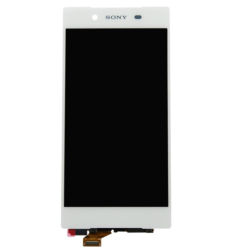 Купить Дисплейный модуль (экран) для Sony Xperia Z5, белый