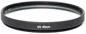 Купить Светофильтр PowerPlant UV 49 мм