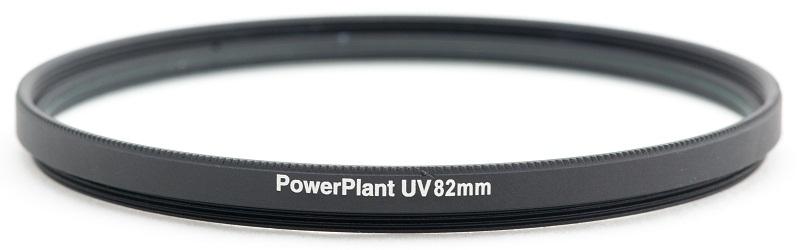 Купить Светофильтр PowerPlant UV 82 мм