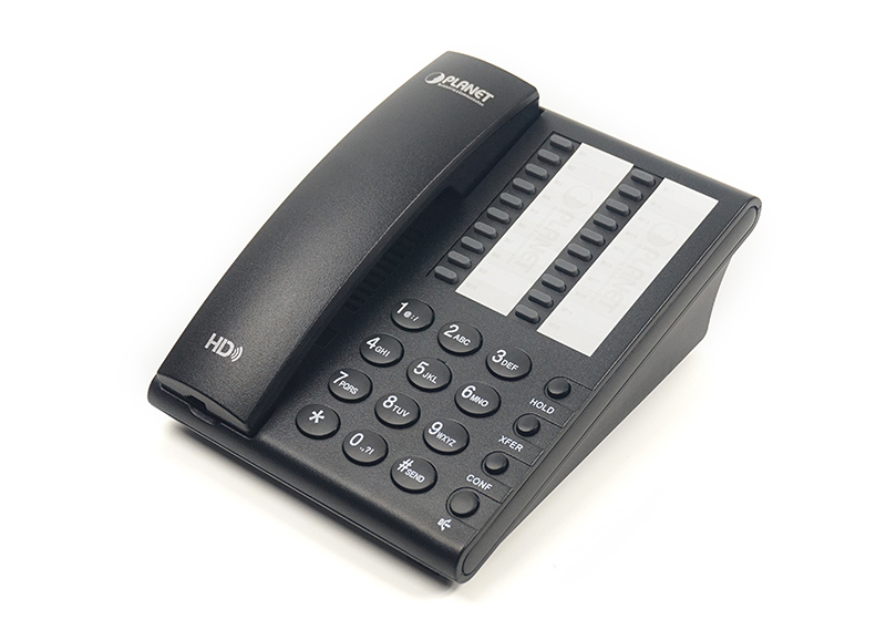 Купить IP-телефон PoE Planet VIP-1000PT