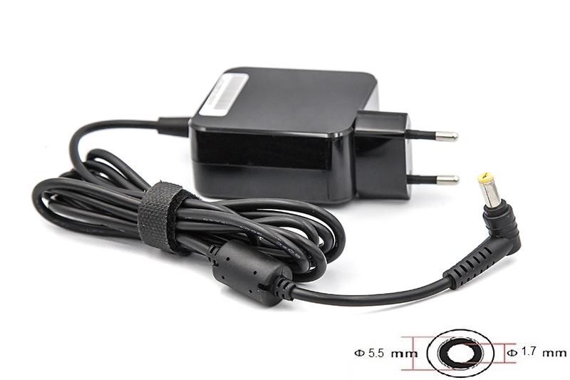 Купить Блок питания для ноутбуков PowerPlant ACER 220V, 19V 40W 2.15A (5.5*1.7) wall mount