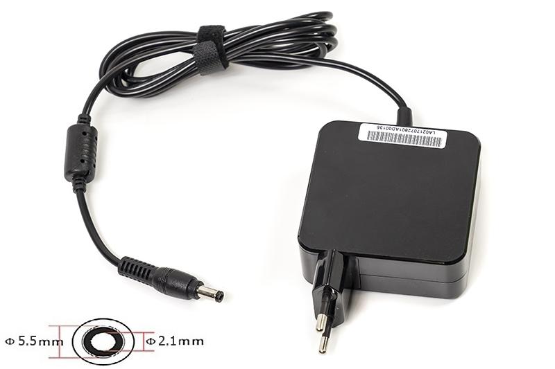 Купить Блок питания для ноутбуков PowerPlant ACER 220V, 19V 65W 3.42A (5.5*2.1) wall mount