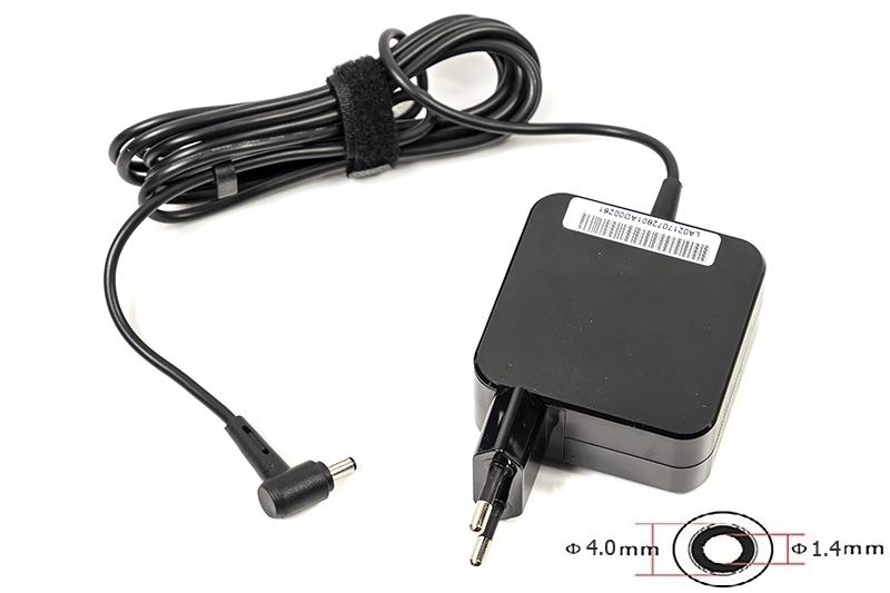 Купить Блок питания для ноутбуков PowerPlant ASUS 220V, 19V 33W 1.75A (4.0*1.35) wall mount