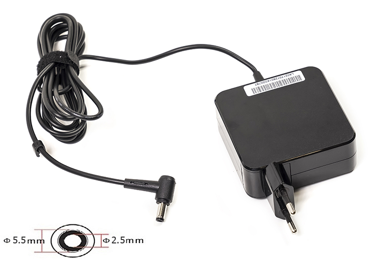 Купить Блок питания для ноутбуков PowerPlant IBM/LENOVO 220V, 20V 65W 3.25A (5.5*2.5) wall mount