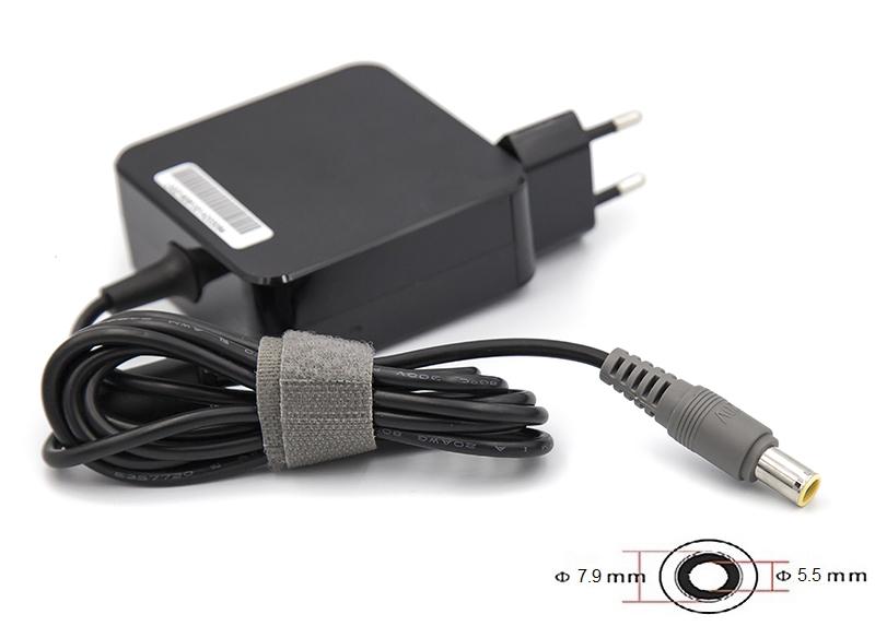 Купить Блок питания для ноутбуков PowerPlant IBM/LENOVO 220V, 20V 65W 3.25A (7.9*5.5) wall mount