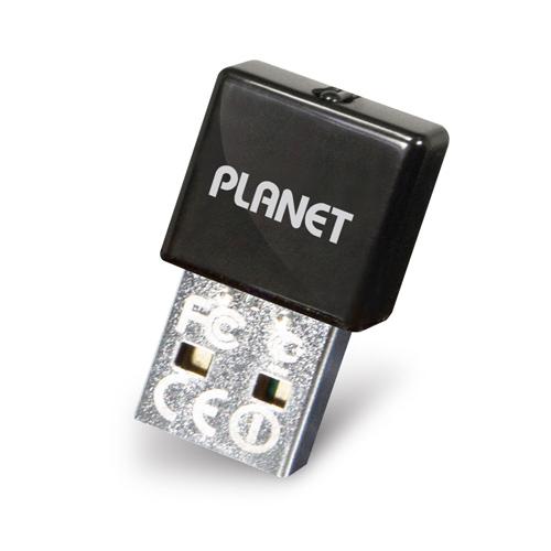 Купить Беспроводной USB-адаптер Planet  WNL-U556M (Wi-FI ,300Mbps)